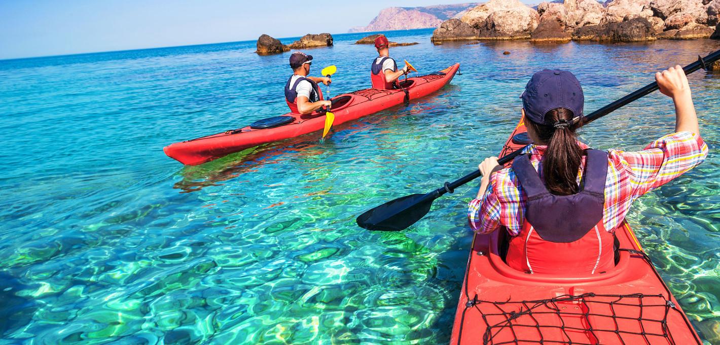 Kayaking tour operator marketing services