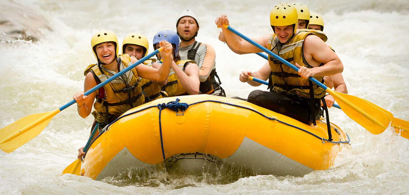 river rafting outfitter marketing services