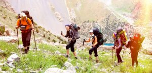 EXPERTISE: Our background is adventure travel.
